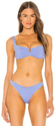 L-Space Camellia Underwire Bikini Top