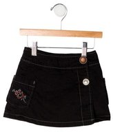 Catimini Girls' Twill Skirt