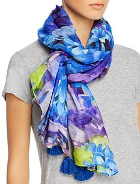 Echo Tropical Floral Wrap - 100% Exclusive