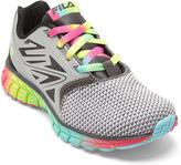 Fila Broadwave Girls Running Shoes - Big Kids