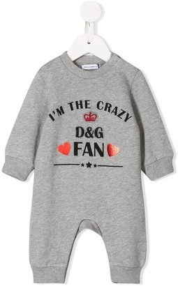 Dolce & Gabbana I'm The Crazy Fan body