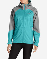 Eddie Bauer Women's Cloud Cap Flex Rain Jacket