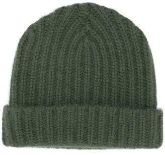 Warm Me Alex cashmere beanie hat