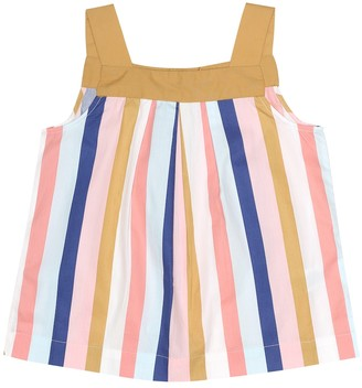 Bonpoint Soleil striped cotton top
