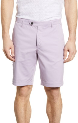 Ted Baker Slim Fit Stretch Cotton Golf Shorts