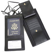 Royce Leather Security Passport Wallet 217-6