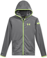 Under Armour Boys' Fusion Hooded Jacket