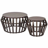 Asstd National Brand Solana 2-pc. Set Round Accent Tables