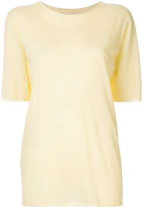 Marni Longline Knitted Top