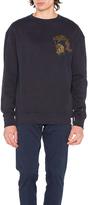Scotch & Soda Chest Detail Sweatshirt