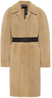 Prada Shearling coat