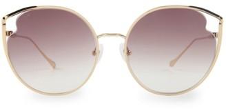 For Art's Sake 58MM Cat Eye Sunglasses