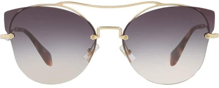 d2f707f0715247 Miu Miu Sunglass Cases - ShopStyle UK