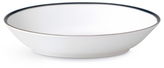 Royal Doulton Dinnerware, Signature Blue Rim Soup Bowl
