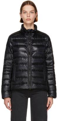 Canada Goose Black Down Black Label Packable Cypress Jacket