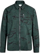 Soulland Thoresen Camouflage-print Shell Jacket