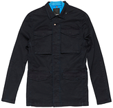 Denham James Chino Jacket, Dark Navy