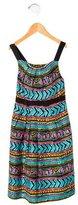 Milly Minis Girls' Printed Dress