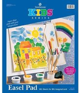 """Strathmore 100 Series Kids' Art Paper Easel Pad (40 Sheets) 14x17"""""""