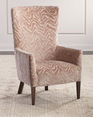Pantone Massoud Wing Chair