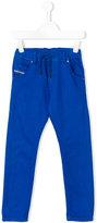 Diesel Krooley-K Jogg jeans - kids - Cotton/Polyester/Spandex/Elastane - 2 yrs