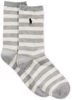 Polo Ralph Lauren Women's Rugby Striped Socks
