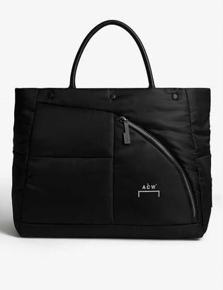 A-Cold-Wall* Nylon puffer tote bag