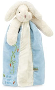Bunnies by the Bay Buddy Blanket in Blue