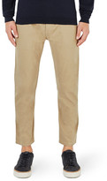 Topman Crop Stretch Chinos