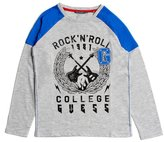 GUESS Rock-and- Roll Long-Sleeve Tee (6-16Y)