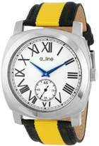 A Line a_line Women's AL-80023-02-YL-NS2 Pyar Analog Display Japanese Quartz Two Tone Watch