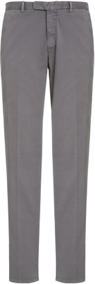 Boglioli Hopsack Cotton Chino Pant