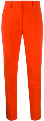 MSGM Stripe-Side Skinny Trousers