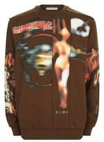 Givenchy Cuban Heavy Metal Sweater