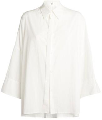 Yohji Yamamoto Tailored Oversized Shirt