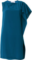 Gianluca Capannolo one shoulder dress - women - Polyester/Triacetate - 40