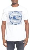 O'Neill Men's Lines Graphic T-Shirt