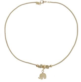 Kith&Kin Elephant Necklace