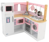 Kid Kraft Grand Gourmet Corner Kitchen