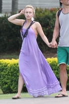 Jens Pirate Booty Margarita Dress in Whistling Lilac