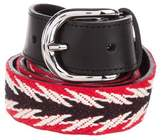Etoile Isabel Marant Woven Buckle Belt