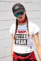 Forever 21 Vision Street Wear Tee