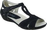 Earthies Women's Ponza T Strap Sandal