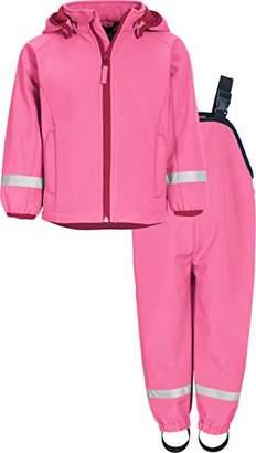 Playshoes Girl's Softshell-Set Jacket