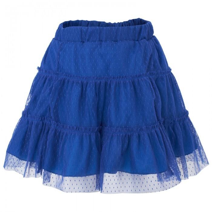 Mayoral Ink Blue Tutu Skirt