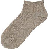 Uniqlo Women Short Socks (Links Stitch)