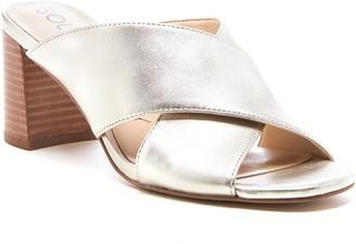 Sole Society Ganezah Slide Sandal