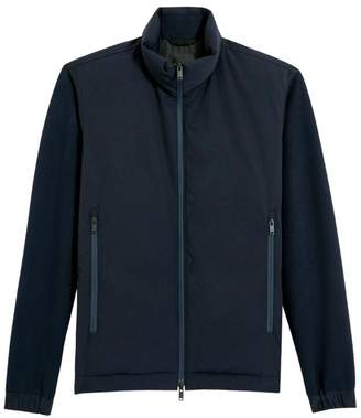 Theory Alpine Front-Zip Jacket