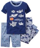 Carter's Little Boys 3 Piece Pajama Set