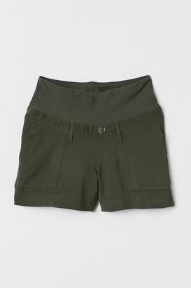 H&M MAMA Cotton shorts